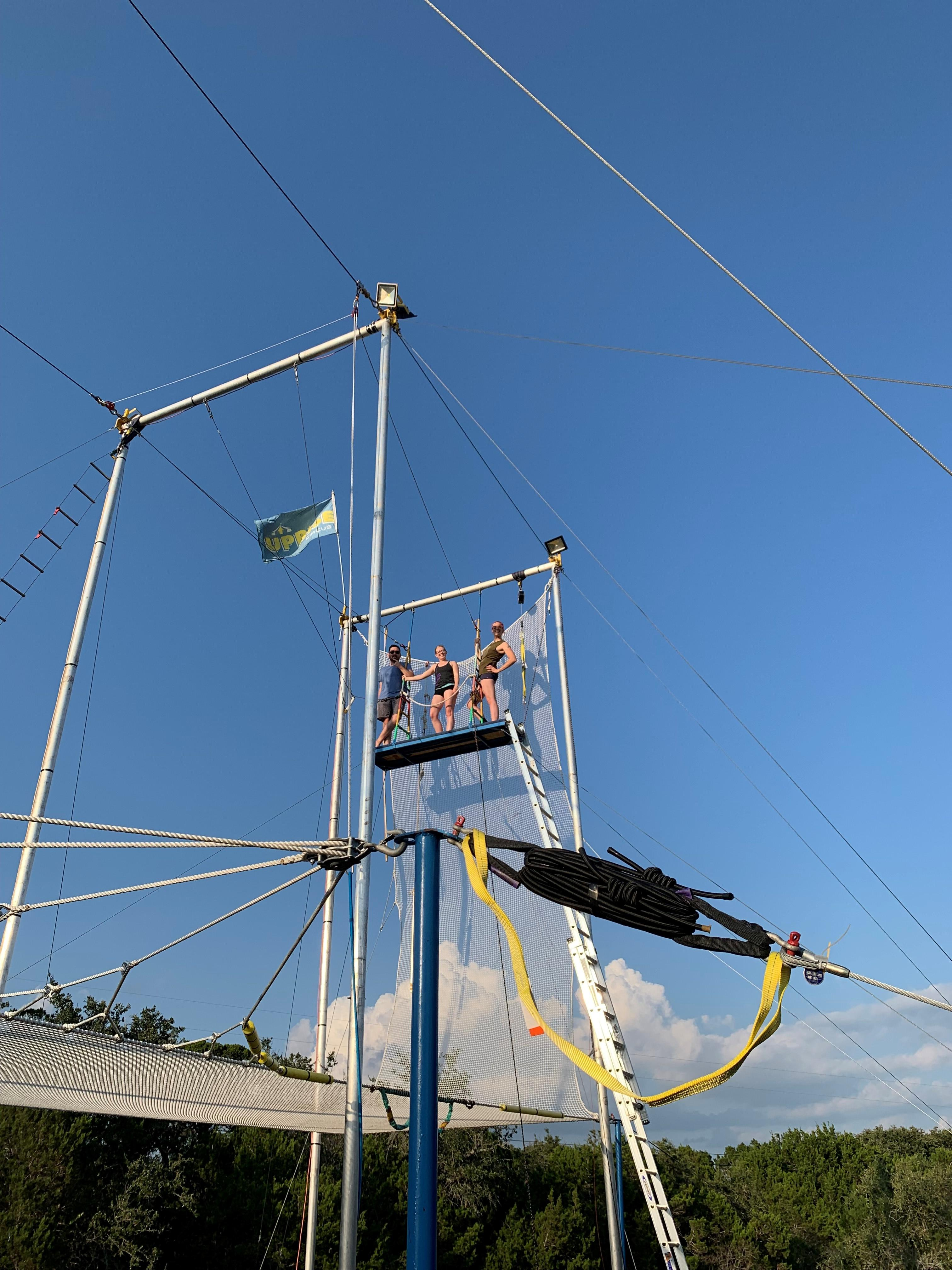 Flying Trapeze 3
