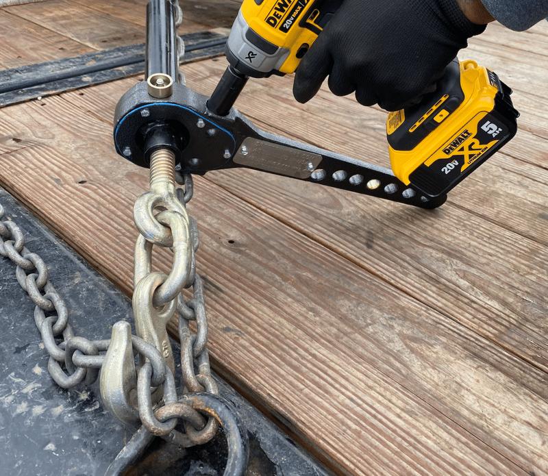 Speedbinders Install