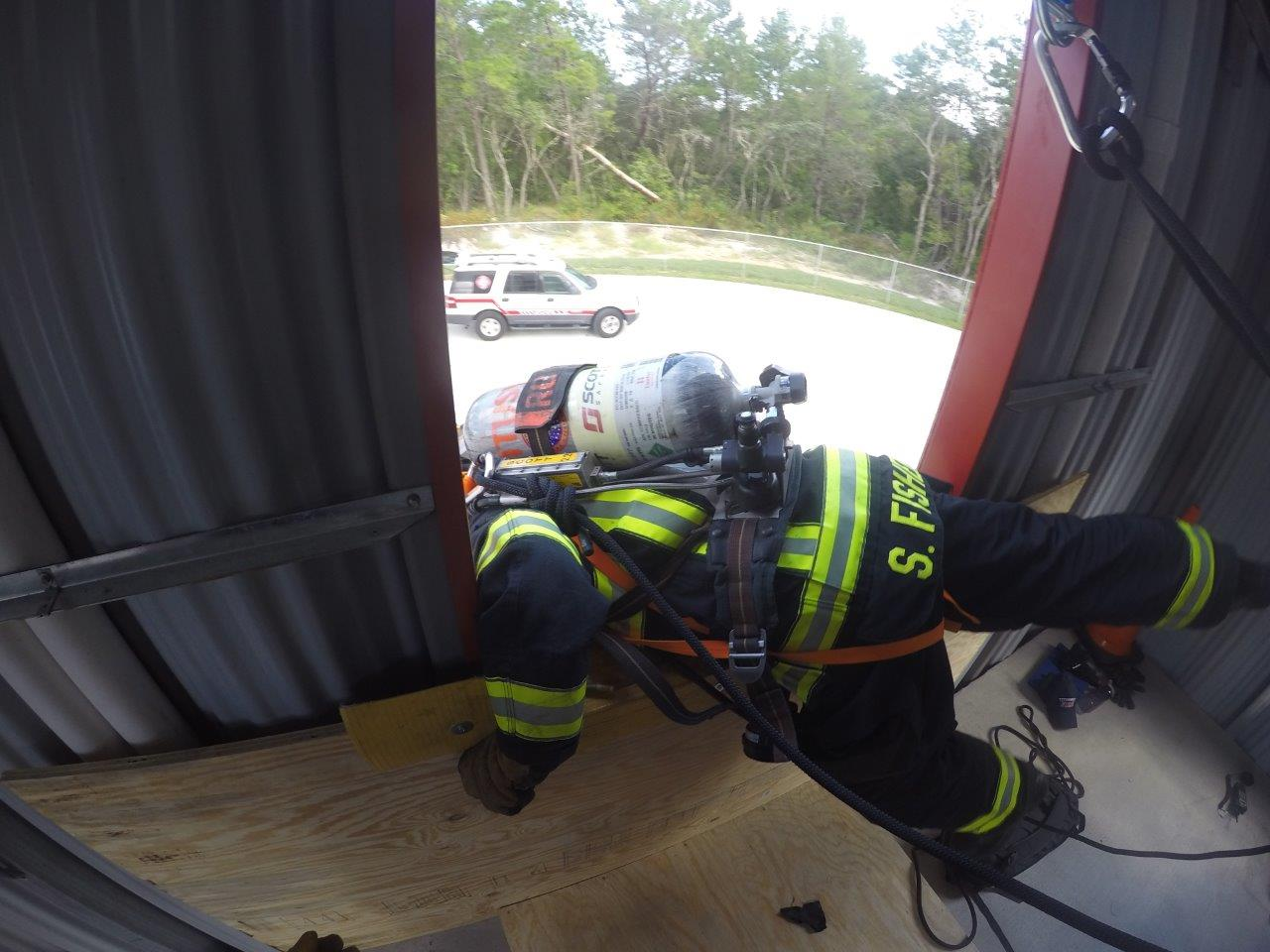 Titusville keeps firefighters safe with Crosby Hooks