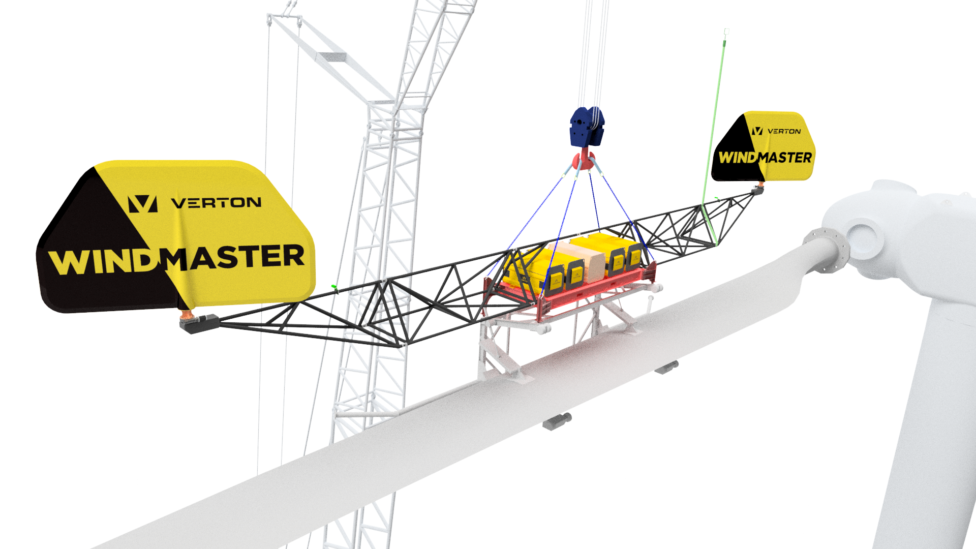 Verton Windmaster Solution