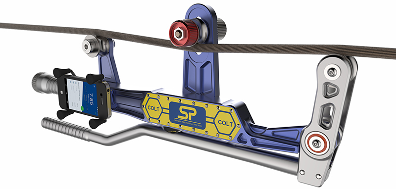 clamp-on-line-tension-meter